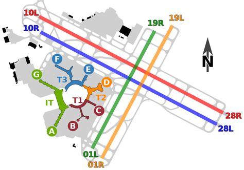 san francisco airport map pdf file sfo map svg