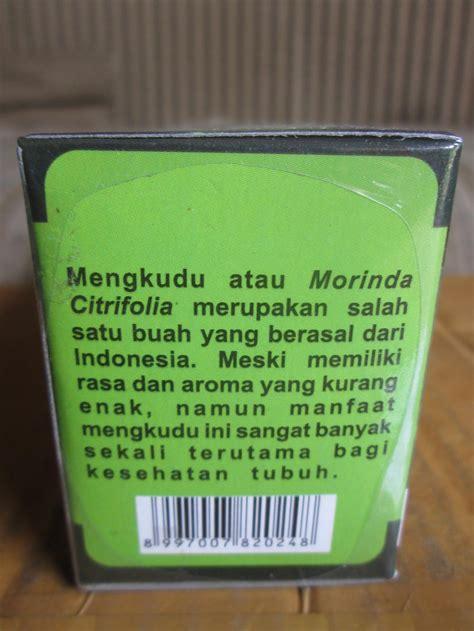 Teh Mengkudu teh celup mengkudu alzafa store
