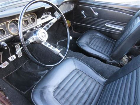 1966 mustang 4 barrel a code 4 speed manual transmission convertible