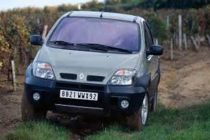 Renault Rx4 Renault Scenic Rx4 2000 Pictures Renault Scenic Rx4 2000