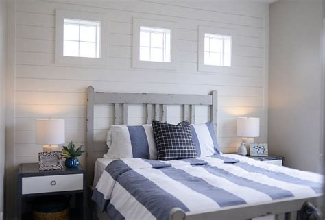 Accent Wall With Shiplap New Home Plan Ideas Home Bunch Interior Design Ideas