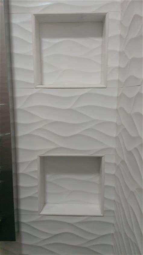 Ikea Bathrooms Designs Master Bathroom Large Wave Tile Shower Penny Tile