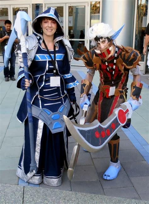 cosplay pictures  blizzcon  cosplay galleries