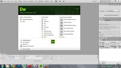 video tutorial dreamweaver cs6 adobe dreamweaver cs6