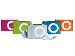 ipod shuffle colors ipod shuffle 2gb with different colors clickbd