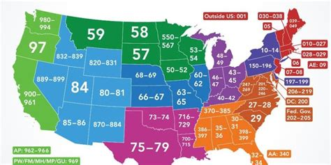 us east coast area code the surprising history and meaning every zip code