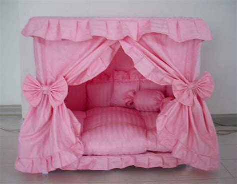 Handmade Princess Bed - gorgeous handmade princess pet cat bed house 1