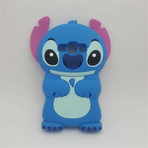 Samsung Galaxy J1 Mini 3d Sulley Stitch Soft Casing Bumper 3d lilo stitch soft silicone for samsung galaxy j1 2016 j7 2016 j120 j710 j120f