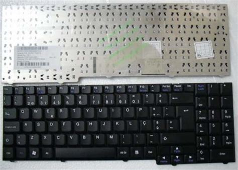 benq a53 black po layout keyboard