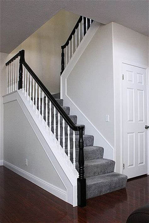 white banister rail best 25 black banister ideas on pinterest stairs