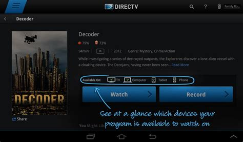 directv app for android tablet directv for tablets android apps on play