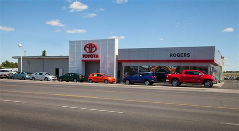Toyota Dealers Oregon Rogers Toyota Of Hermiston Hermiston Oregon Or