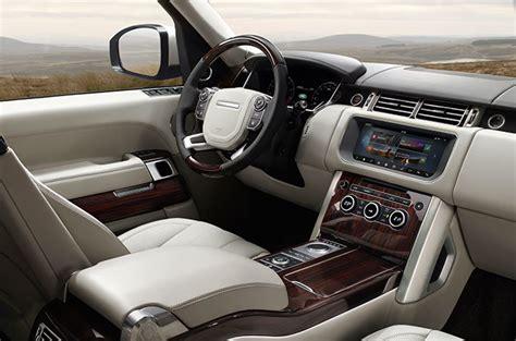 land rover autobiography interior range rover autobiography luxury suv land rover india