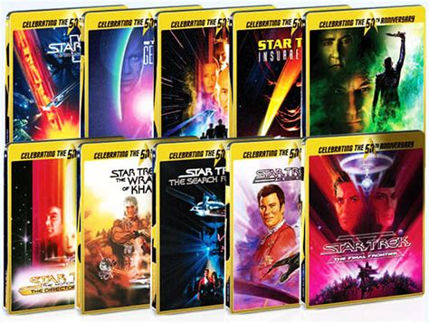 3d 2d Trek Beyond Steelbook 2 Disc trek steelbook int 233 grale et s 233 rie dvd