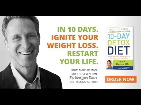 Five Day Weight Loss Detox by Dr Hymans 10 Day Detox Plan For Weight Loss
