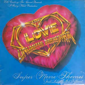 super movie themes love unlimited orchestra love unlimited orchestra super movie themes just a