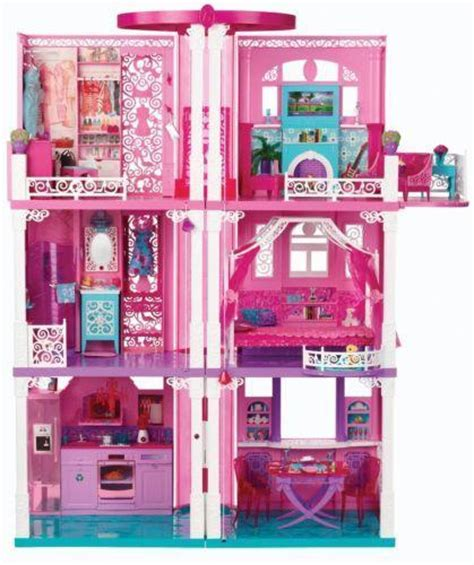 ebay barbie doll house barbie doll dream house ebay