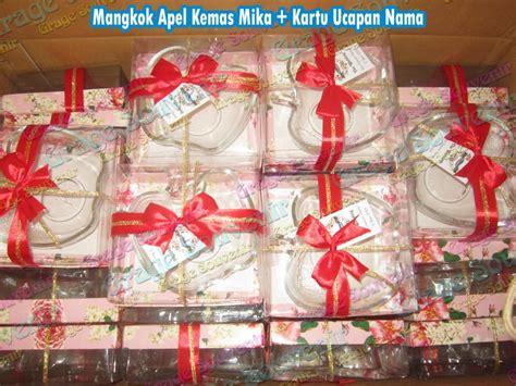 Mangkok Apel jual souvenir pernikahan di subang murah jual souvenir