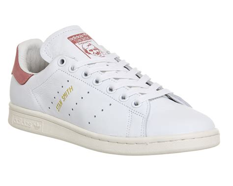 buy white pink adidas stan smith from office co uk three stripes power adidas