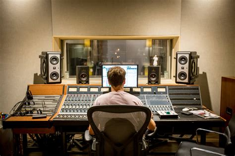 best to record the top 10 recording studios in toronto
