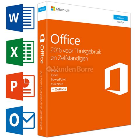 Microsoft Office Business microsoft office home business 2016 nederlands bij