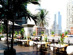 4 rooftop bars in nyc to kick