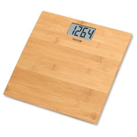 Digital Bathroom Scale Oxone Ox 488 personal digital bamboo scale target