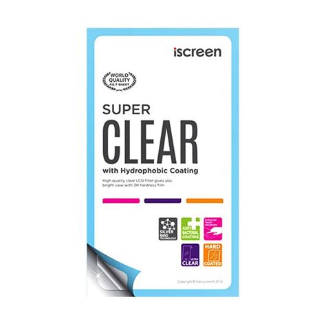 Anti Gores Clear Costanza S jual indoscreen iscreen anti gores screen protector for lenovo s90 livo clear harga