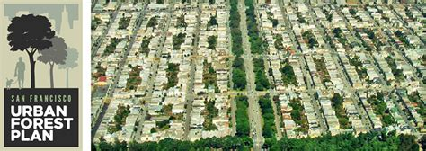 up housing and urban planning department san francisco planning department urban forest plan