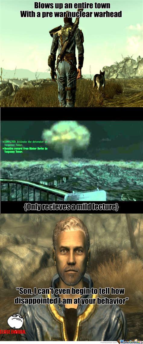Fallout Memes - fallout logic 2 by aevum meme center
