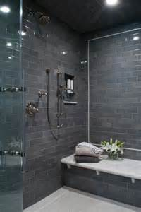 walk shower tile ideas that will inspire you home remodeling design calming brown idea