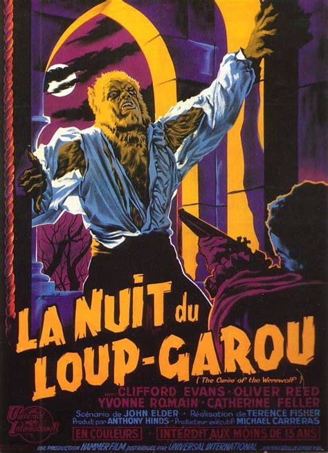 Asmodee Le Loup Garou Une Nuit by Avis Sur Le La Nuit Du Loup Garou 1961 Mal 233 Diction Senscritique