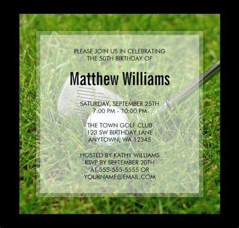 25 Fabulous Golf Invitation Templates Designs Free Premium Templates Free Golf Invitation Template