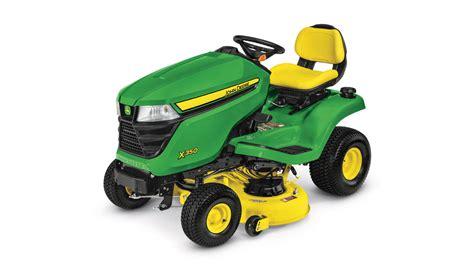 jd id lawn tractors riding mowers john deere us