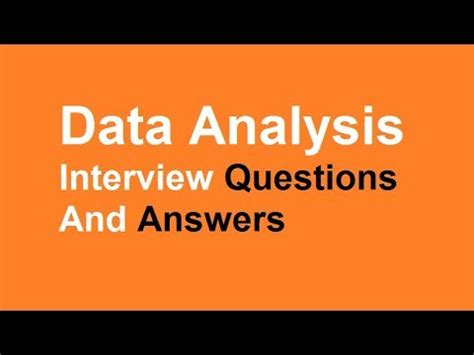 F1 Questions And Answers For Mba by Data Analysis Questions And Answers