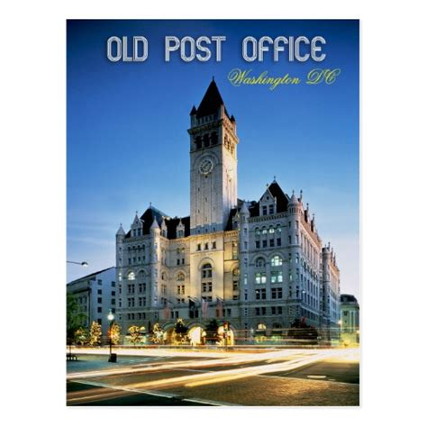 Post Office Dc by Post Office Pavilion Washington Dc Zazzle