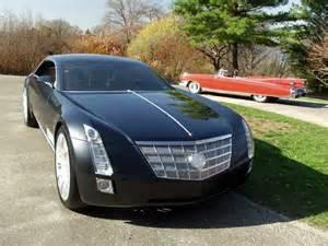 Driving Cadillacs Driving Cadillac S Sixteen Concept