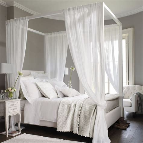 bed canopy curtains best 25 canopy bed curtains ideas on pinterest canopy