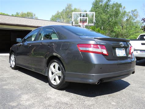 2011 Toyota Se 2011 Toyota Camry Pictures Cargurus