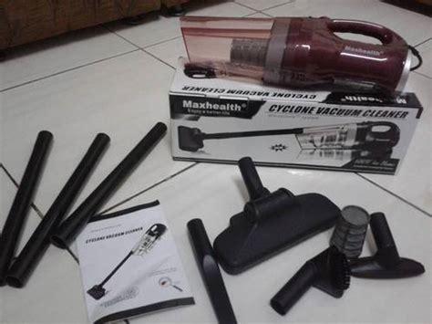 Vacum Maxhealth Penyedot Debu Rumah Dan Mobil alat penghisap debu vacuum cleaner maxhealth like ez