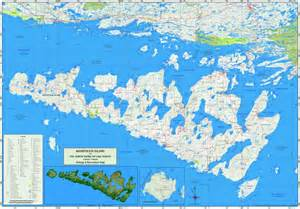 map of manitoulin island ontario canada map details m4