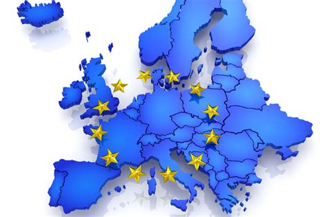 European Union Members history of the european union vladimir ribakov