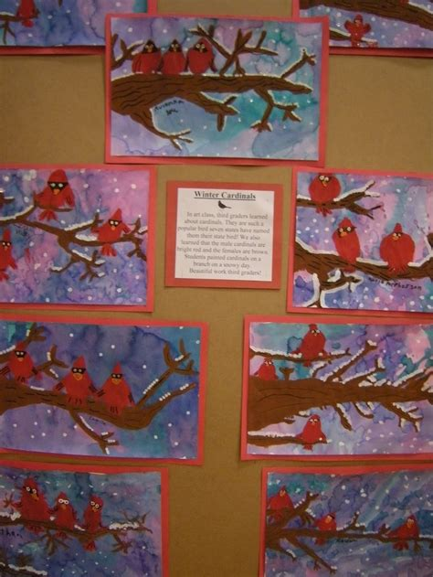 fifth grade winter art projects winter projects for 5th graders winter projects and on pinterestwinter polar