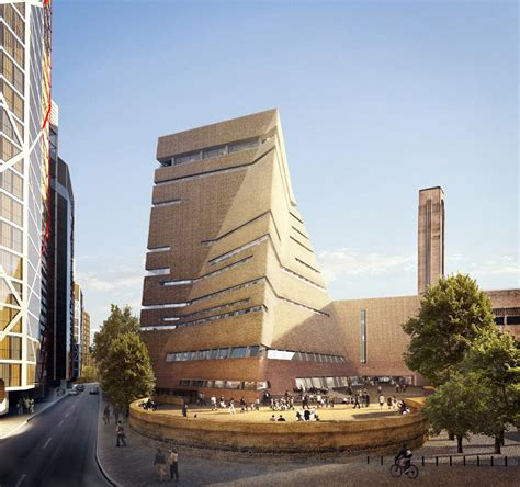 Open Concept House Plans by Tate Modern London Openbuildings