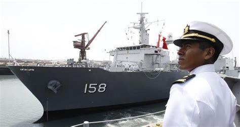 un barco que zarpa del callao chimbotenlinea
