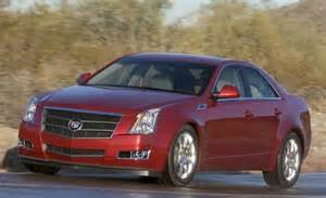 2008 Cadillac Cts Price Car And Driver