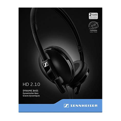 Sennheiser Headphone Hd 2 10 綷 sennheiser hd 2 10