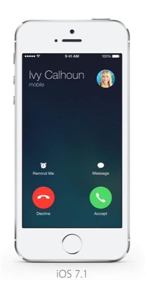 Alat Software Act Plus Repair Iphone mostrar la foto de la persona que llama en grande una