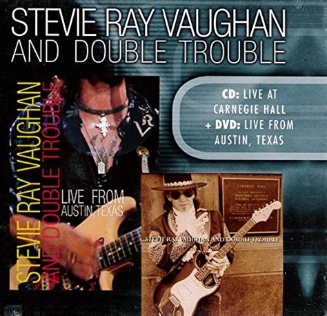 stevie ray vaughan   carnegie hall   austin texas reviews