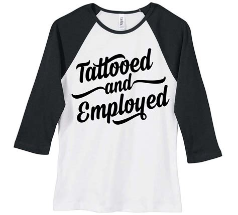 tattooed and employed s sleeves steadfast brand